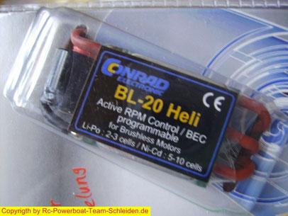 Conrad BL-20 Air Heli