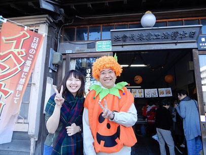 日本醤油工業 イベントの様子