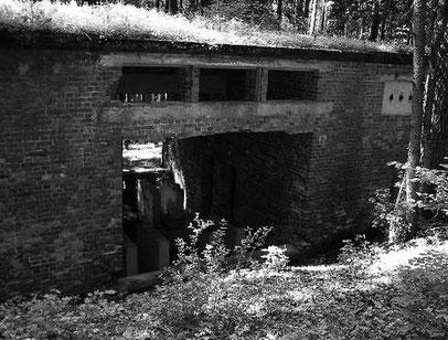 Generatorenhaus auf dem Geischberg (Foto: Stadtarchiv Balingen)