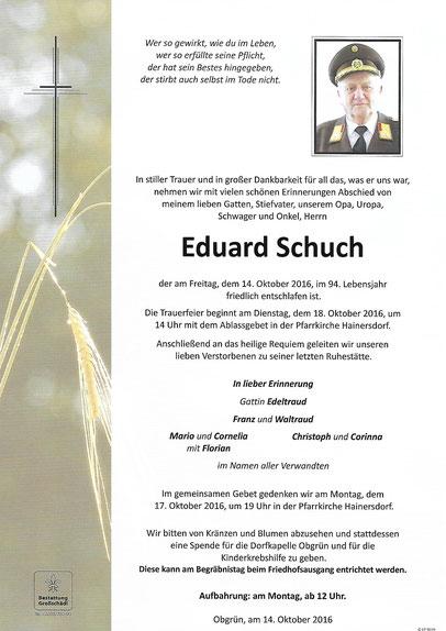 Parte EOBR Eduard Schuh