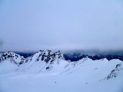 3.1.13 ST DS+DF Pizolhütte (2227m) - Wildseeluggen(2493m) - Wildsee(1438m) - Pizol(2844m)