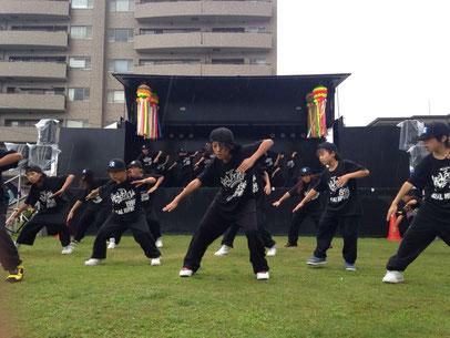 平塚市の老舗ストリートダンススタジオ studio blackn www.studioblackn.com