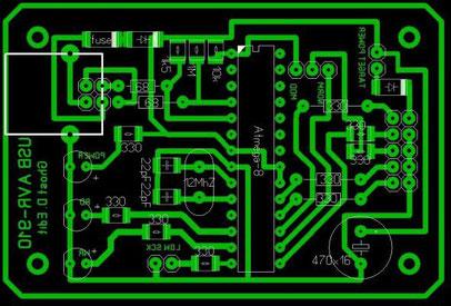 Usb программатор avr910 своими руками фото 21