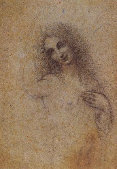 Lonardo Da Vinci - L'Angelo Incarnato