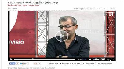 Televisió de Banyoles (19/11/14)