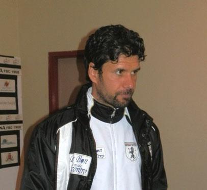 2011-12 L'allenatore Cristiano Bacci sostituisce Michelangelo Rampulla