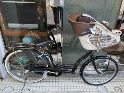 チャオフレンド子供乗せ自転車