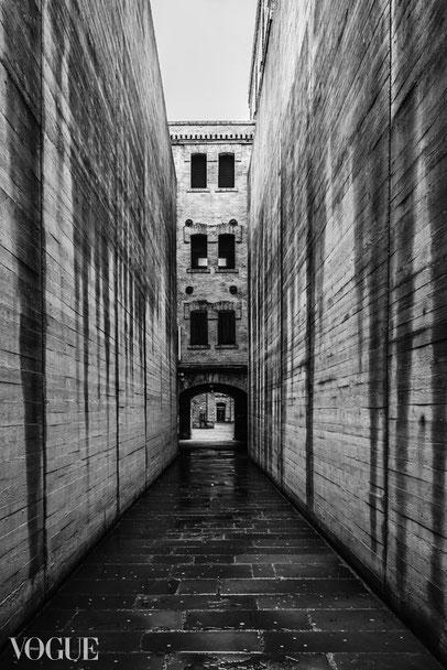 """""""Inizio della fine"""", Per Non Dimenticare: Risiera di San Sabba, Trieste. 27 Gennaio - Giorno Della Memoria ~ PhotoVogue Italia by VOGUE. © Luca Cameli Photographer"""