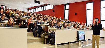 Formation numérique des collégiens de Sainte-Marie (Bourges)