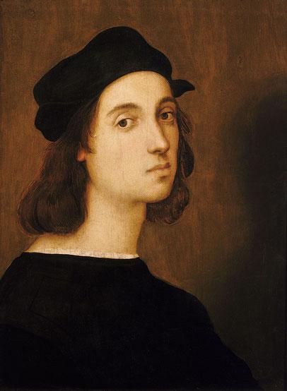 Автопортрет - самые известные картины Рафаэля
