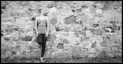 Julia Gröninger Yoga - Portrait