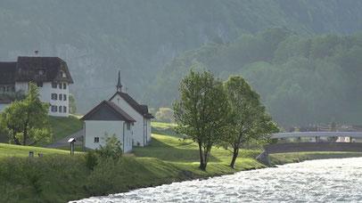 Kapelle an der Muota