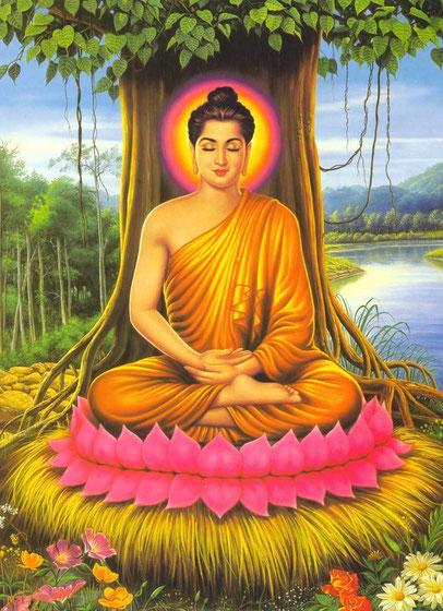 Siddhartha Gautama, le Bouddha hindou