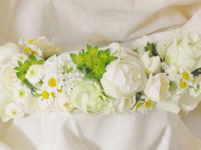 マトリカリアの花冠