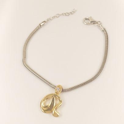 gioielli biancopunto jewels zodiac charm acquario