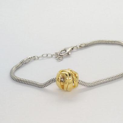 gioielli biancopunto jewels charm infinity