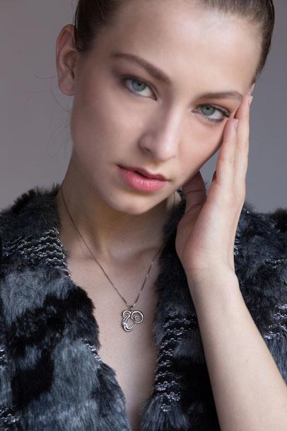 gioielli biancopunto jewels zodiaco segni zodiacali ciondolo ariete