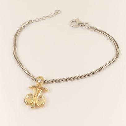 gioielli biancopunto jewels zodiac charm bilancia