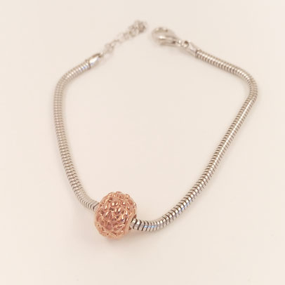 gioielli biancopunto jewels charm gocce