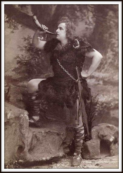 Jean de Reszke - Siegfried