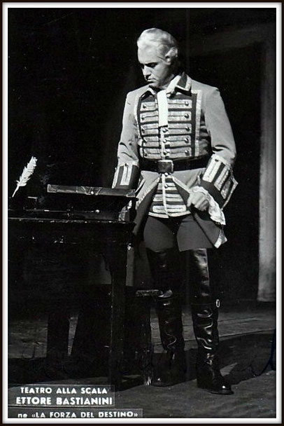 Ettore Bastianini (Don Carlo di Vargas)