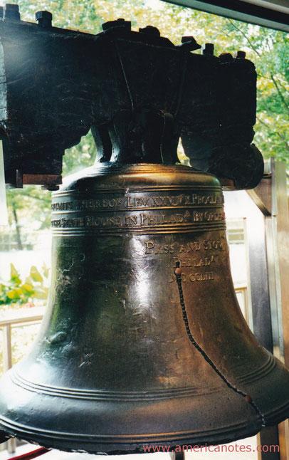 Die besten Sehenswürdigkeiten und Reisetipps für Philadelphia. LIberty Bell.