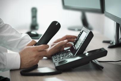 Telefon- Kontakt - Service