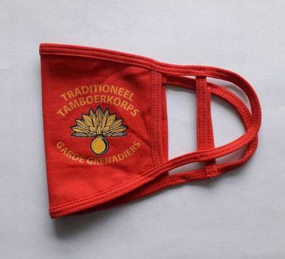 Traditioneel Tamboerkorps Garde Grenadiers.