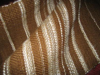Etole en laine de lama