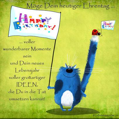 WhatsApp Geburtstagswünsche lustig und originell 07