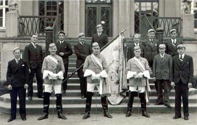 Die Saxonen des Jahrganges 1935/36