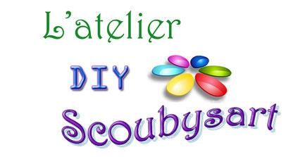 L'atelier DIY Scoubysart pour créer à l'infini!!