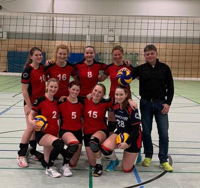 Team Damen 2 - Saison 20/21