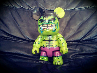 "HULK - MODEL : QEE 8"" BEAR"