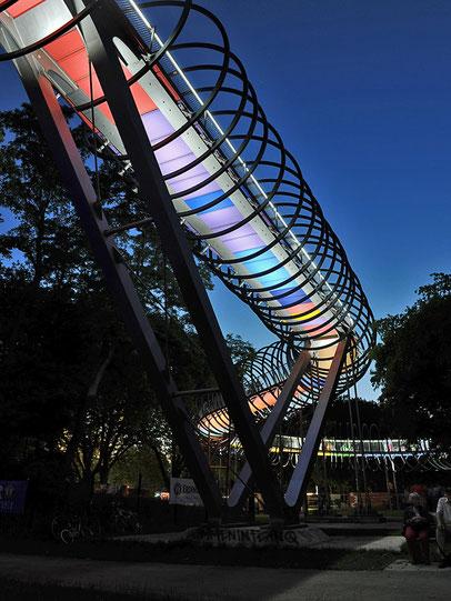 Slinky Brücke V