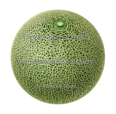 RD1344 メロン melon  fruit フルーツ 果物 食品 シズル