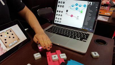 Curio - apprend à programmer Internet des Objets objets connectés pour les enfants