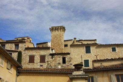 Bild: Caseneuve im Vaucluse