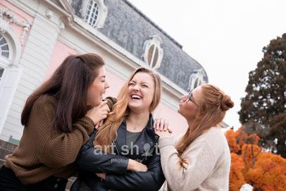 Beste Freunde Fotoshooting NRW