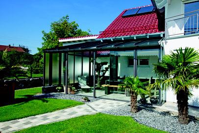 Regenschutz für Gartenmöbel
