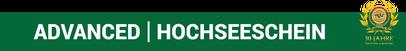HOZ INSIDE MEMBER CLUB | ADVANCED | Hochseeschein Kurse | www.hoz.swiss