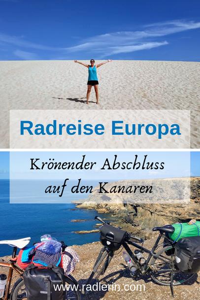 Radreise Europa: die Kanaren