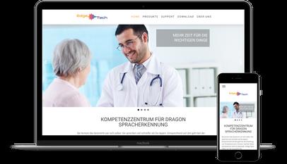 EdgeTech ist Kunde der Web-Manu-Faktur München