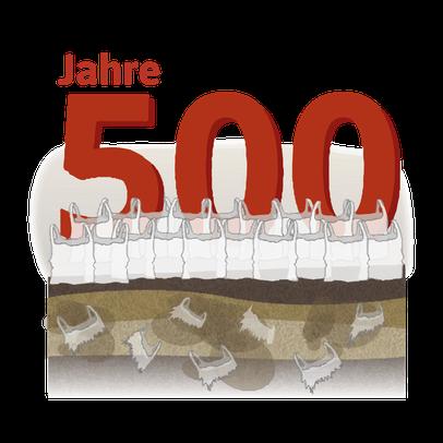 Bis Plastiktüten vollständig zerfallen, benötigen sie je nach eingesetztem Kunststoff 100 bis 500 Jahre. Die umweltfreundlichste Tüte, das Tütle hat ein zweites Leben nach dem Einkauf. Als Biomülltüte ist es komplett kompostierbar.