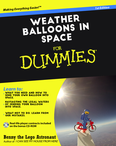 Our 'Dummies Guide to Sending a Weather Balloon into Space.'
