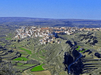 Villafranca del Cid, es un municipio valenciano situado en la comarca del Alt Maestrat (Castelló)