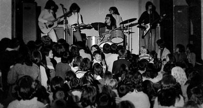 Sumé koncert i København i 1974