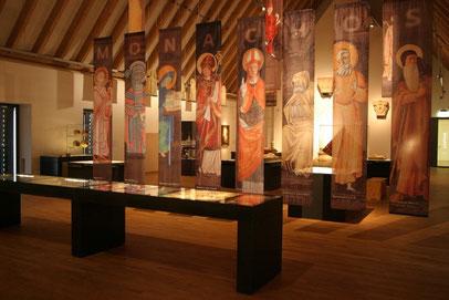 Dauerausstellung im Kloster Dalheim © LWL/M. Tillmann