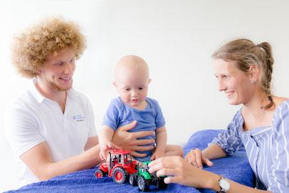 Osteopathie David Karbowski in Osnabrück und Ankum