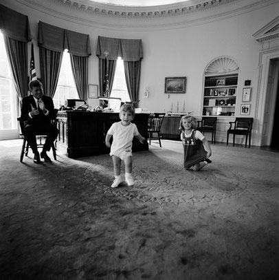Credit: Cecil Stoughton · John F. Kennedy Presidential Library & Museum · 1962